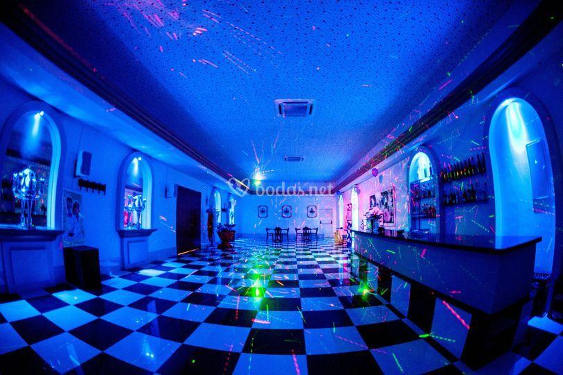Salón dama disco