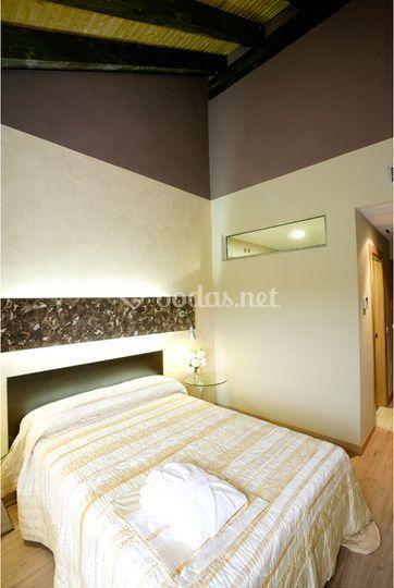 Habitación con encanto con unas vistas relajantes
