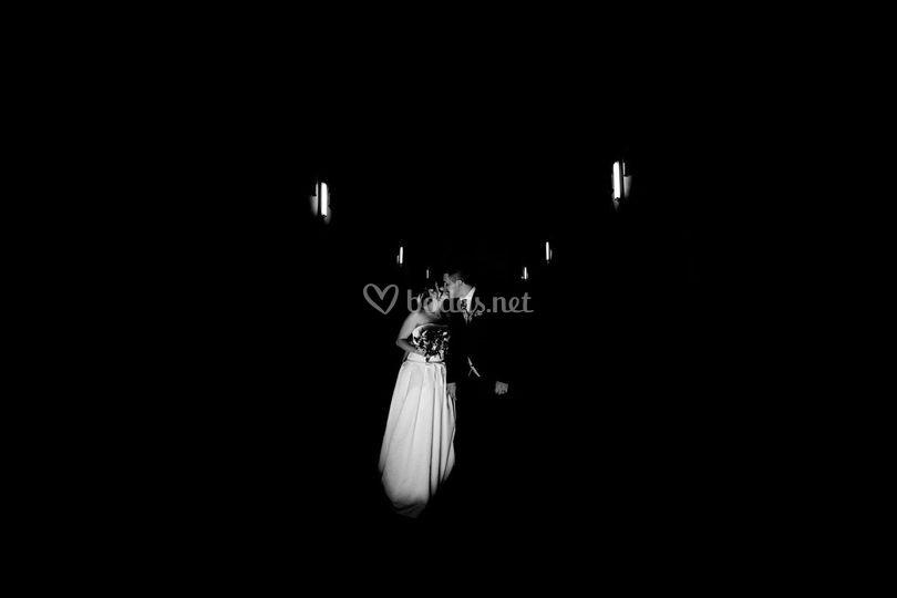 Besos sin luz