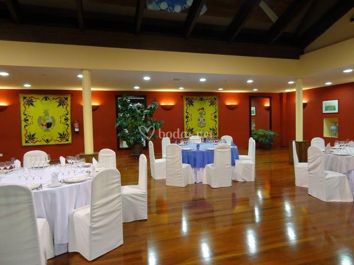 Salones de la quinta del ynfanz n foto 48 for Casa quinta decoracion cali telefono