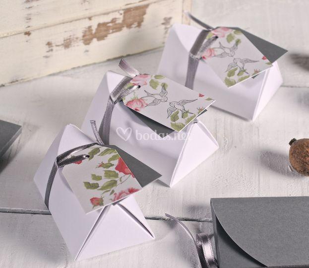 Cajitas para regalos pequeños