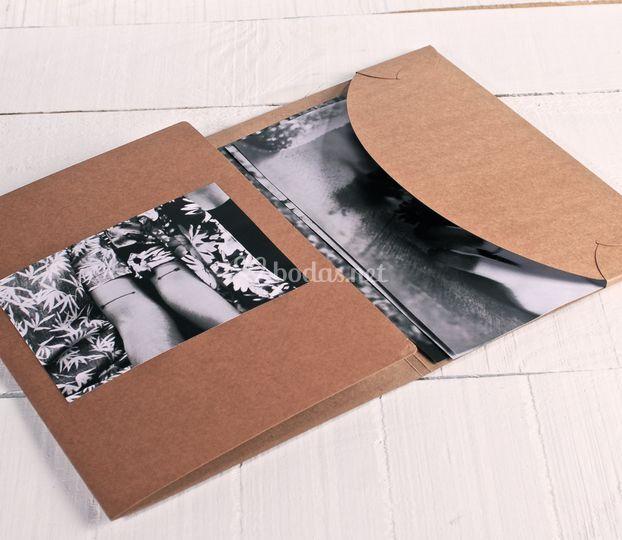 Cajas para fotos