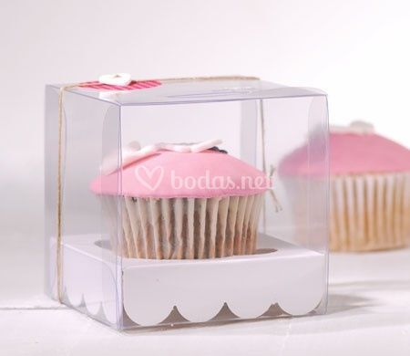 Cajas para 1 cupcake