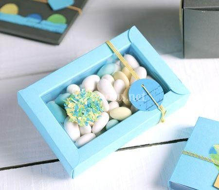 Cajas para caramelos y dulces