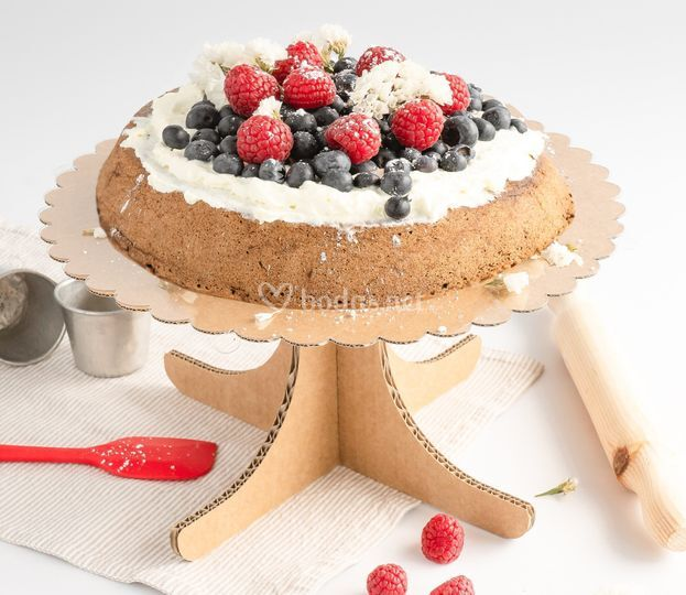 Soporte pastel para bodas