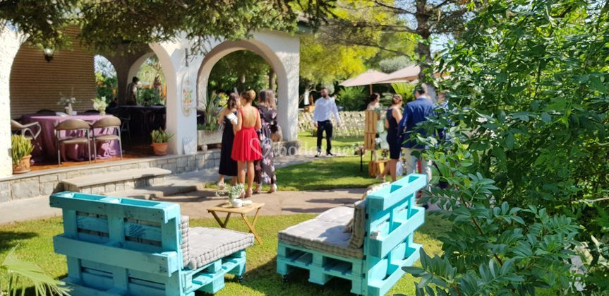 Fiesta jardín