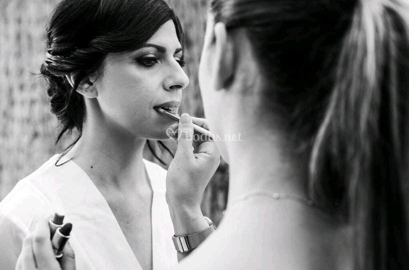 Eleca makeup