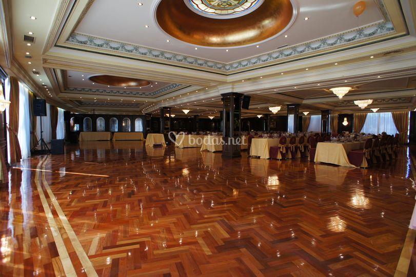 Zona de baile, salones de boda