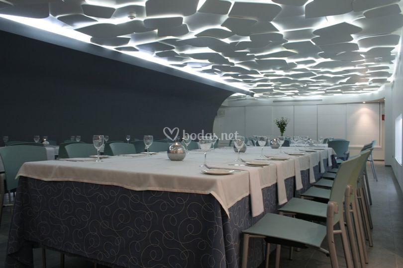 Salón privado Moncayo