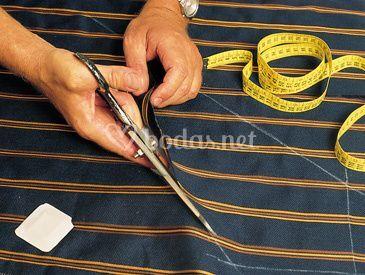 Corbatas hechas a mano