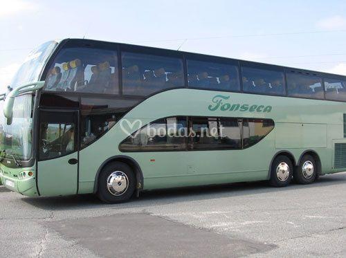 Interior bus de fonseca bus foto 2 - Autobuses de dos pisos ...