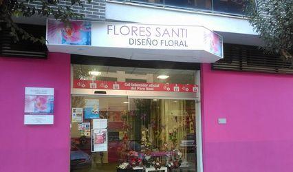 Floristería Santi 1