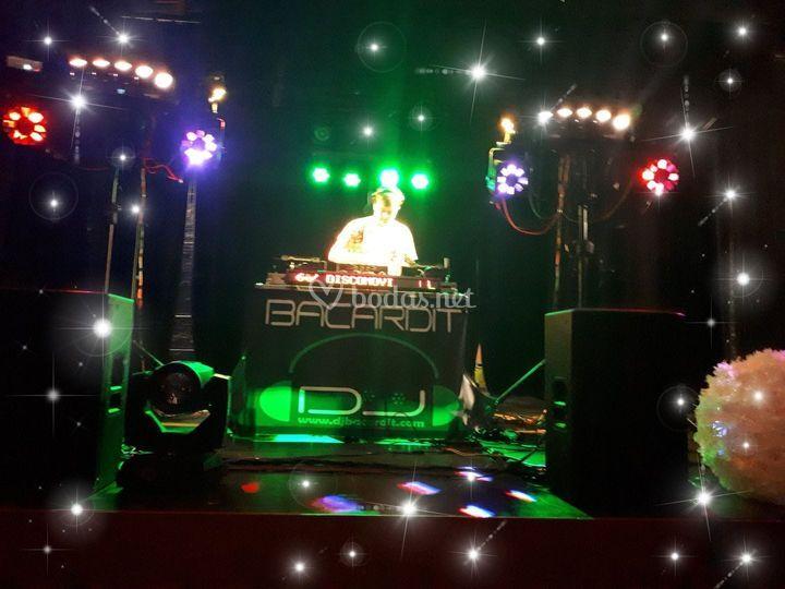 Sonido e iluminación profesionales