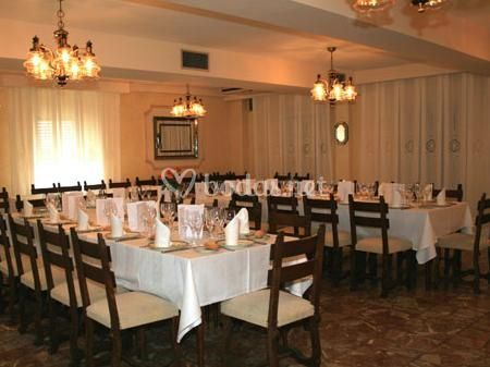 Salón Espejos banquete