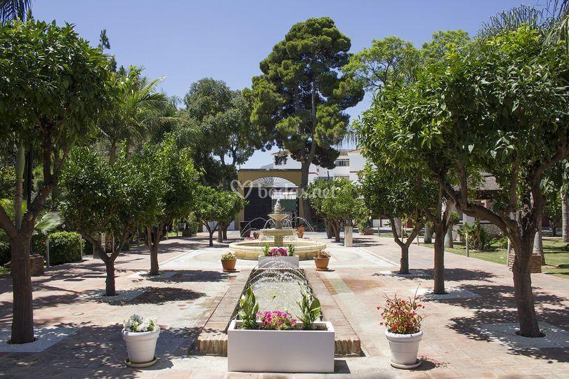 Finca La Tosca - Jardines