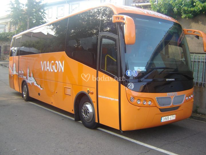 Bus 39 plazas minusvalidos
