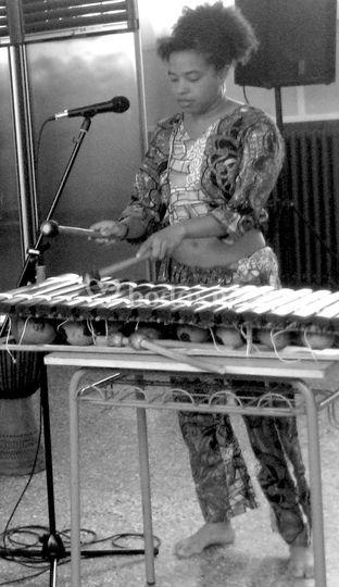 El balafon o xilófono africano