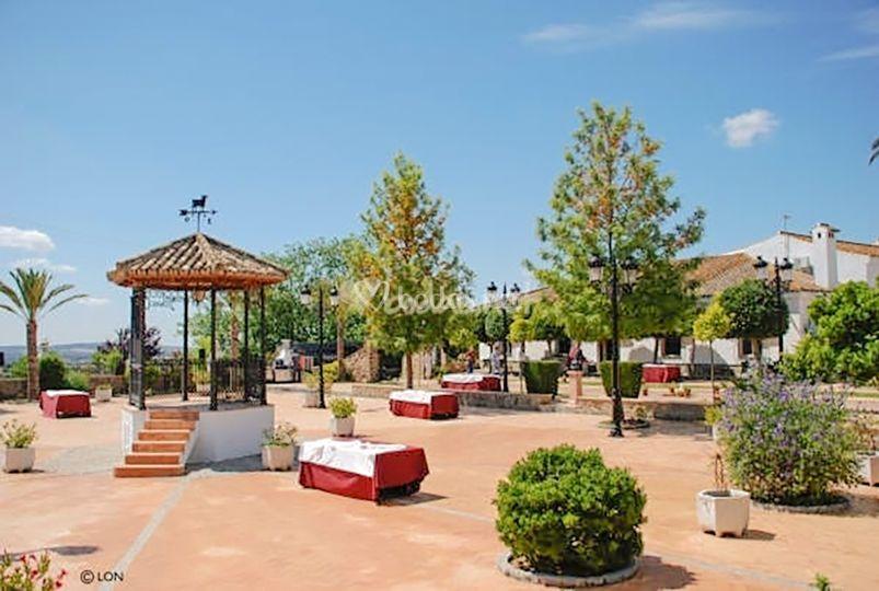 Plaza Rocio Jurado