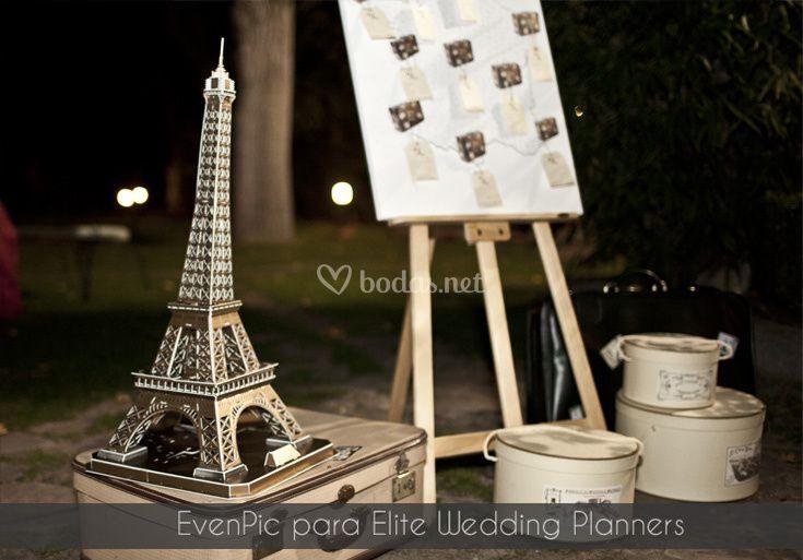 Protocolo Elite wedding planne