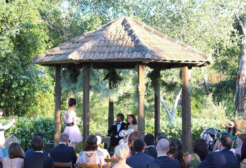 Una ceremonia