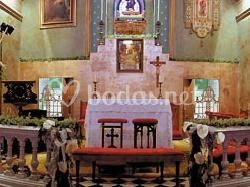 Detalle capilla