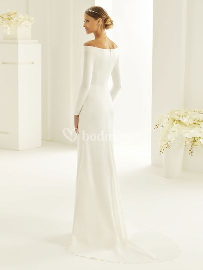 Vestidos novia barakaldo