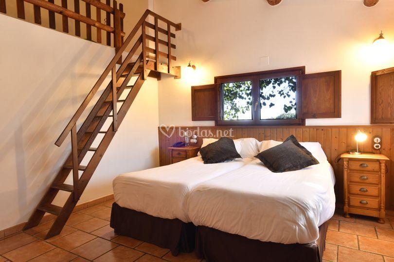 Habitacions Delta Hotel