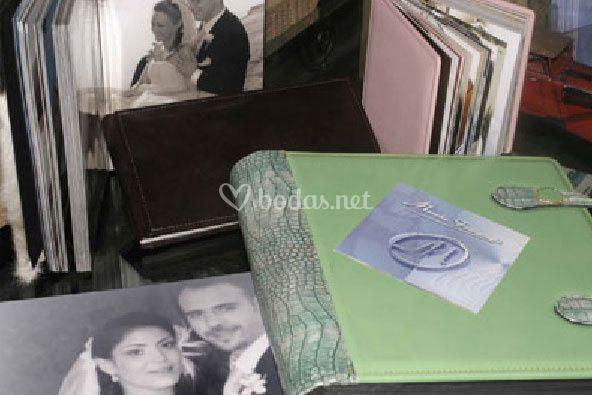 Álbum digital boda