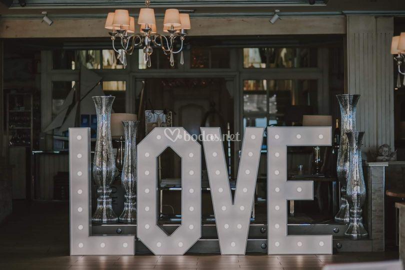 Amor y letras