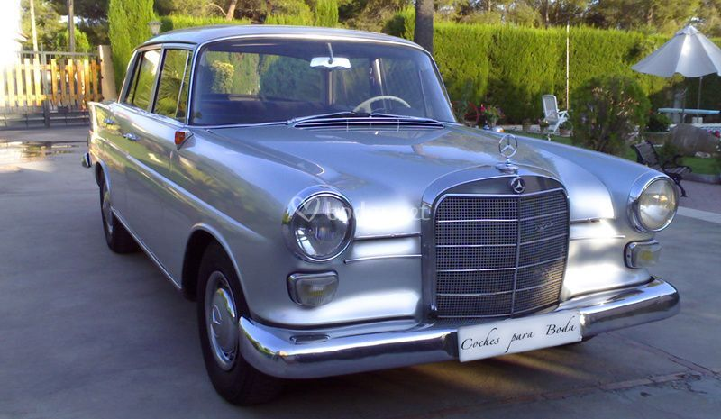 Mercedes 190 Colas