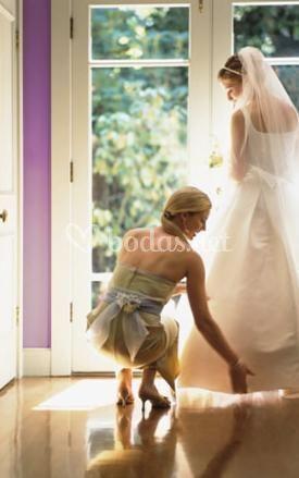 Organizar la boda
