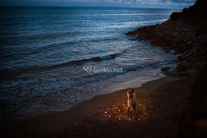 A la luz del amor