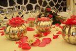Decoraci�n mesas de Finca San Miguel
