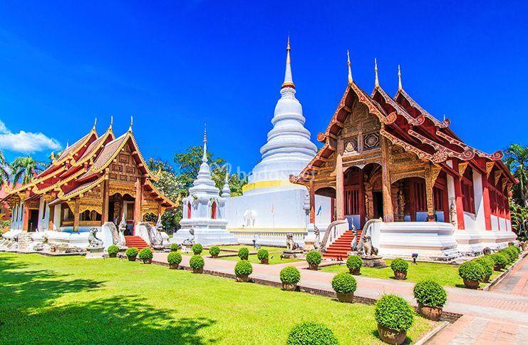 Disfruta de Tailandia