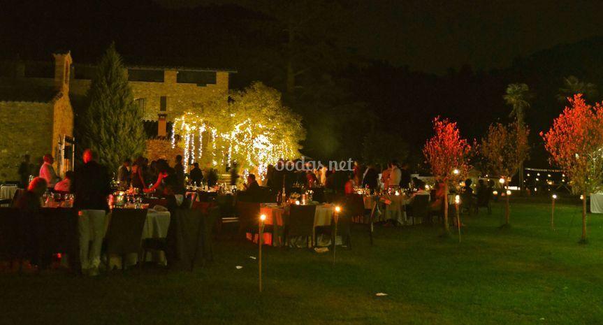 Banquete nocturno