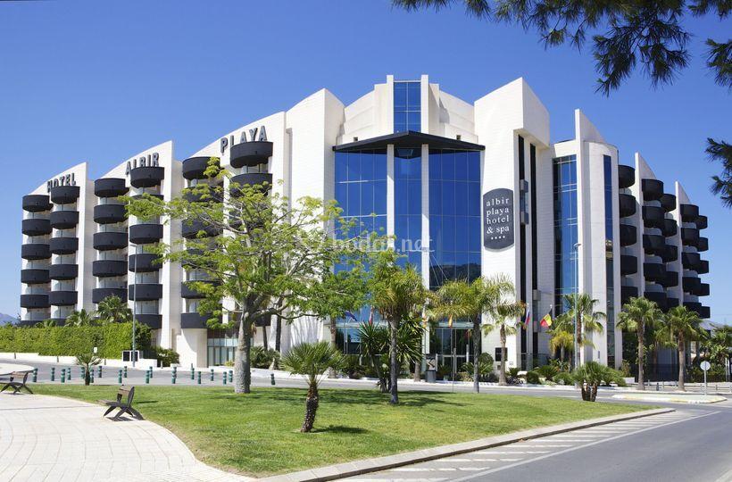 Hotel Fachada