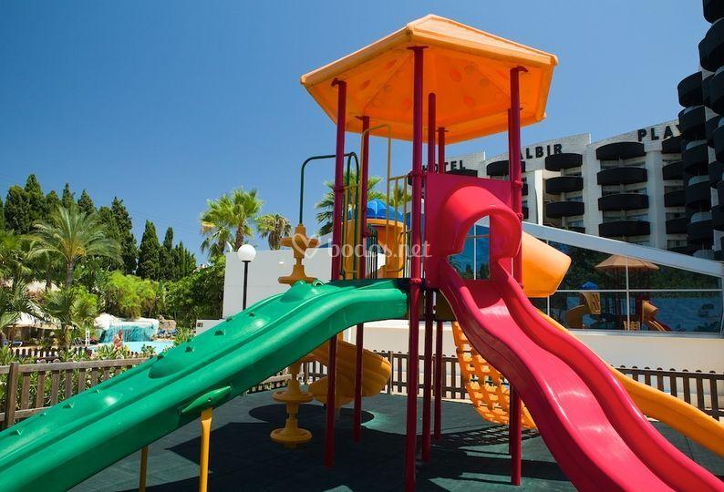 Parque Infantil. Consulta promociones