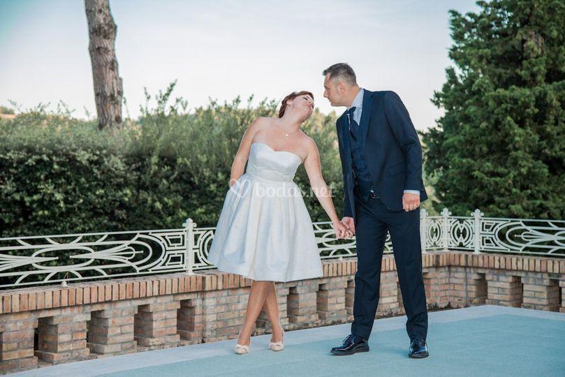 La boda de Mara y Claudio