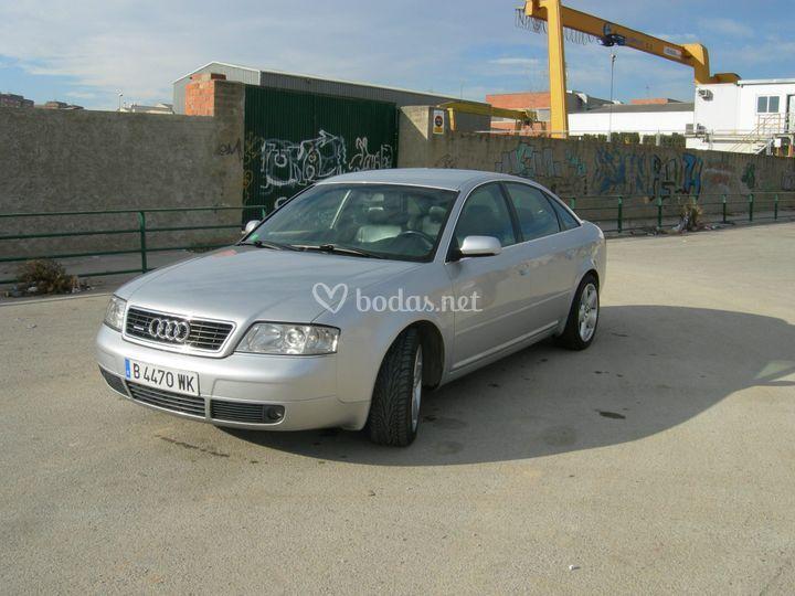 Audi A6 Sline para bodas