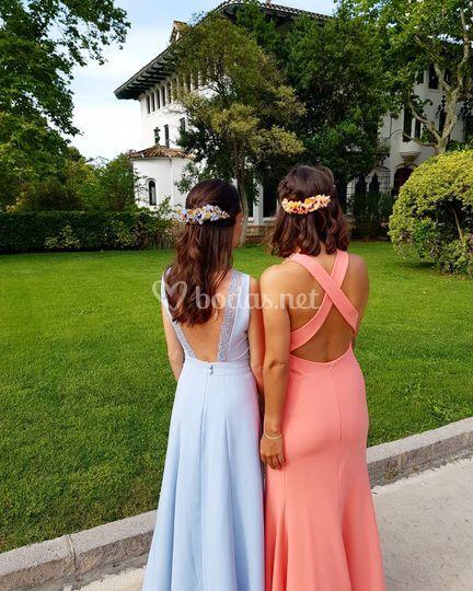 Tiaras para boda de verano