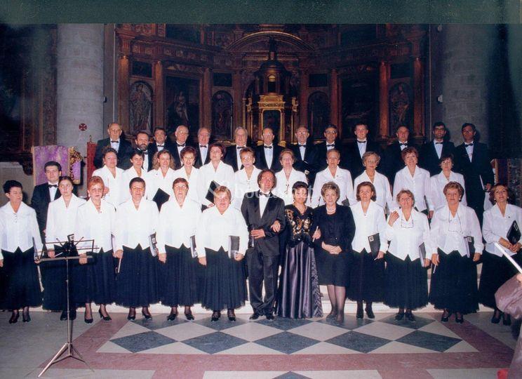 Gran coro clásico