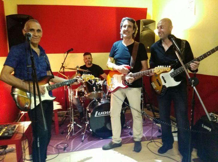 Grupo Pop Rock - G-Nómadas