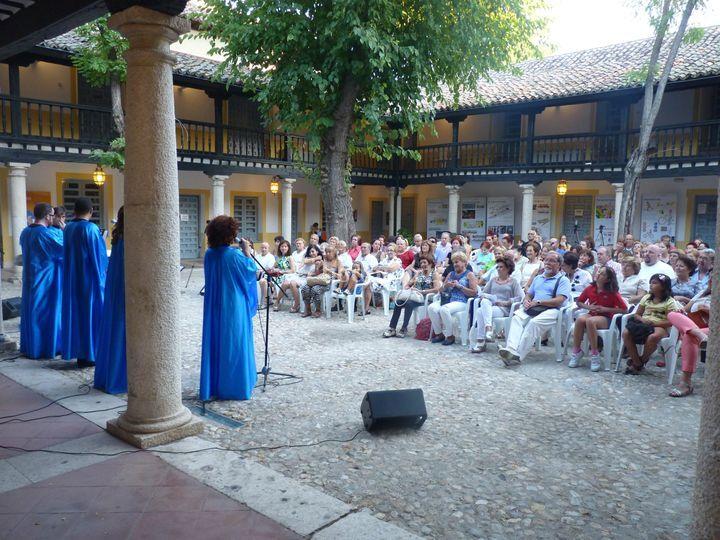 Alba Lírica Gospel- concierto