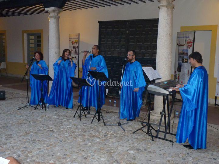 Alba L Gospel-Bod Religiosa