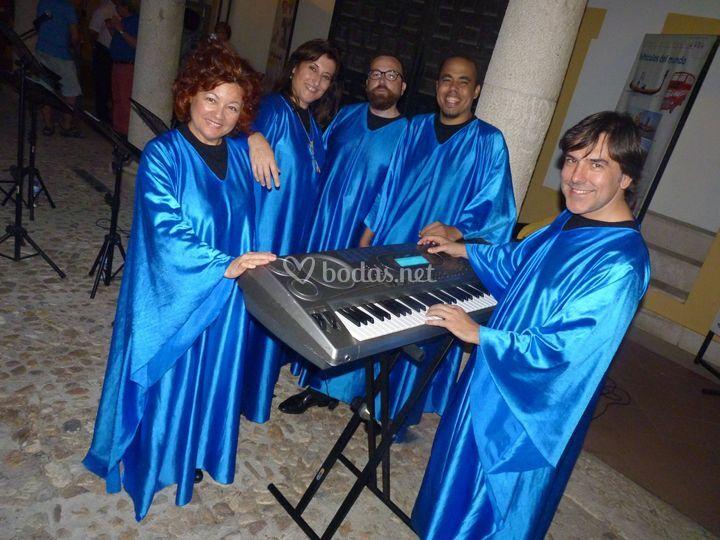 Alba Lírica Gospel -Boda Civil