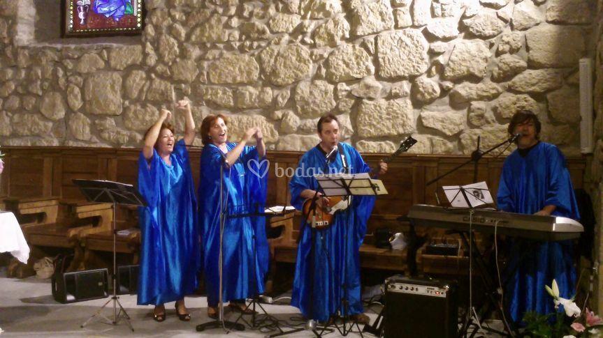 Alba Gospel Oh happy Day
