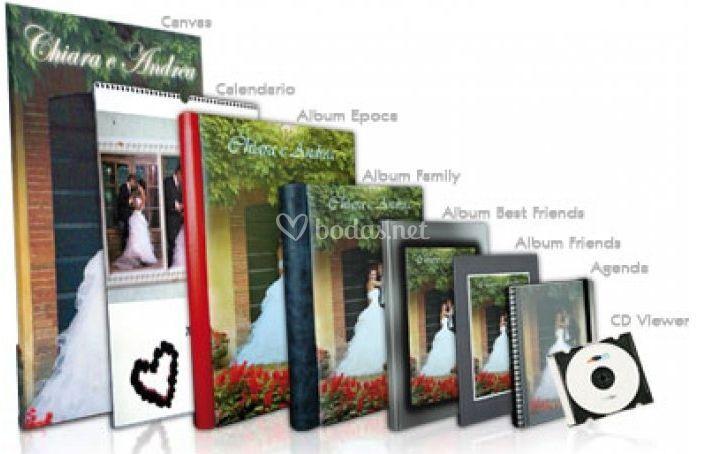 Productos bodas