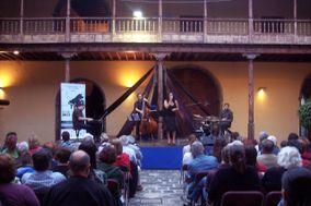 Voice in Jazz Quartet