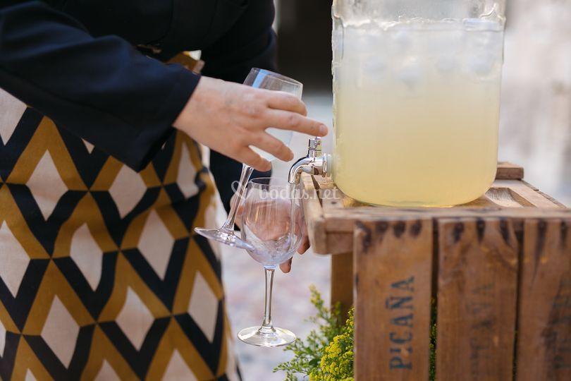¿Una limonada fresquita?