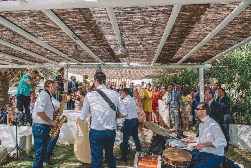 Grupo Jazz-